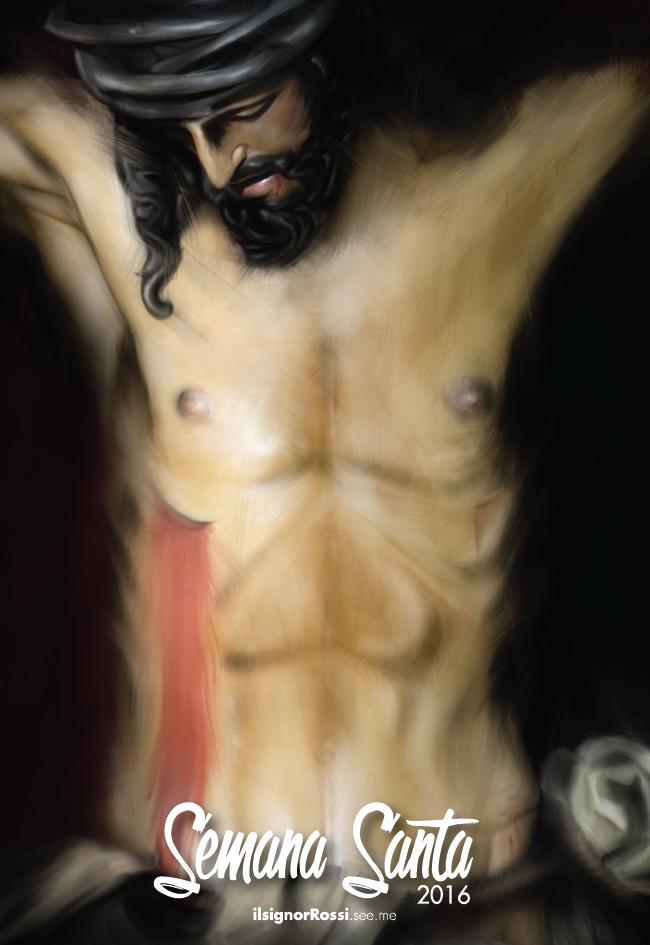 Jesus de la Sagrada Lanzada
