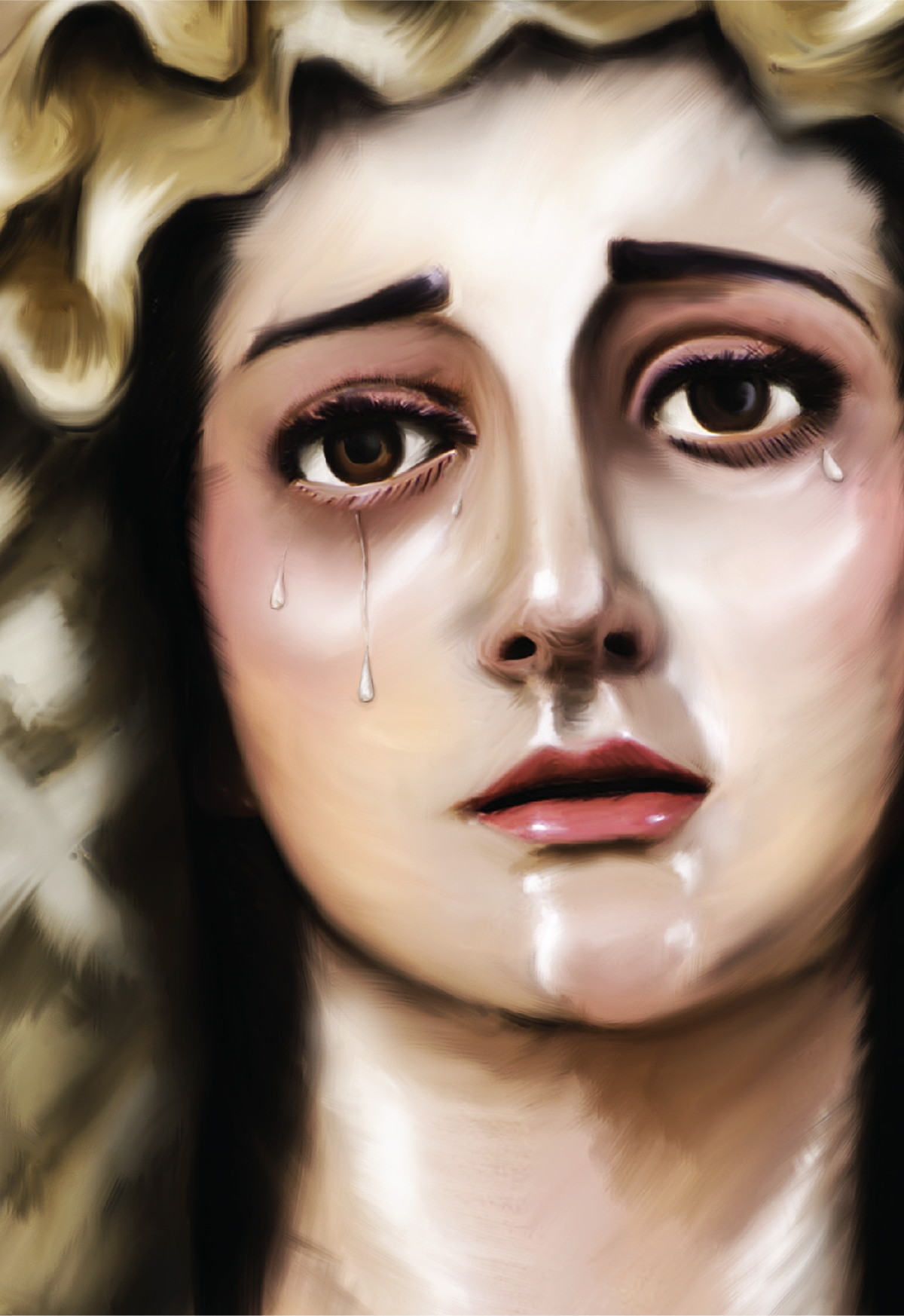 Ntra. Sra. del Carmen en Sus Misterios Dolorosos (Hdad. del Carmen Doloroso)
