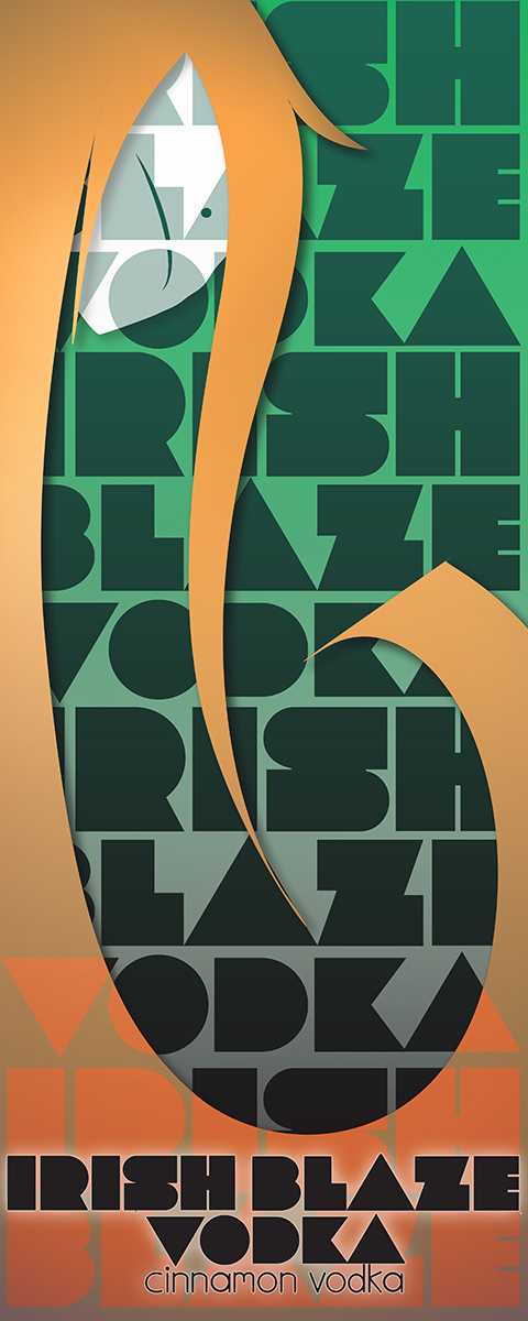 Irish Blaze Vodka