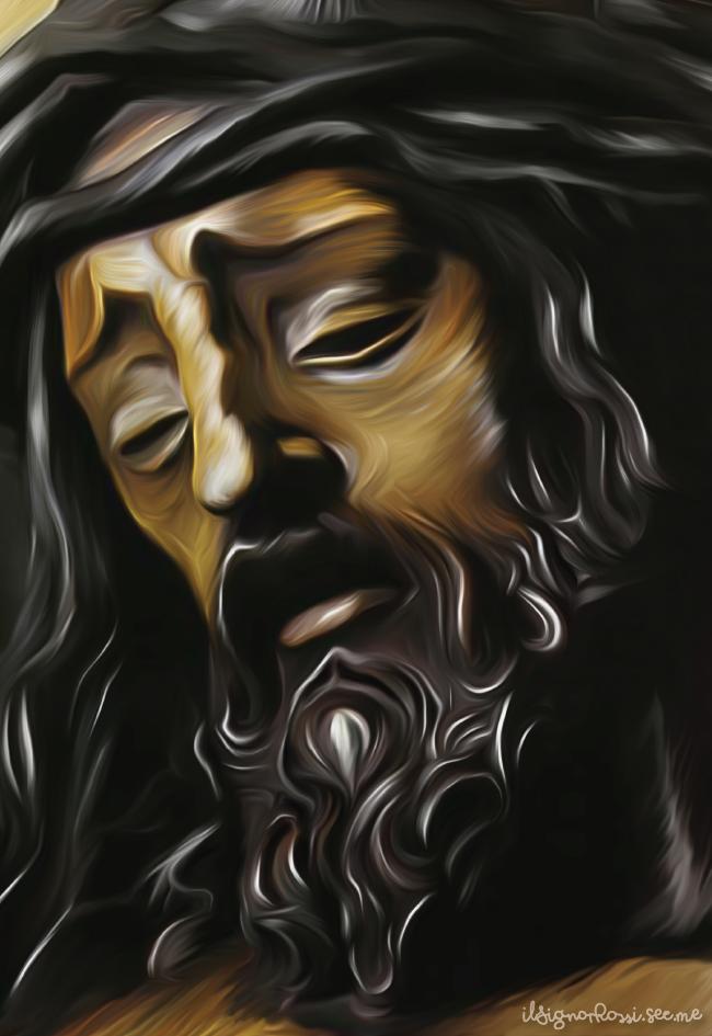 Santísimo Cristo del Amor  (Hdad. del Amor)