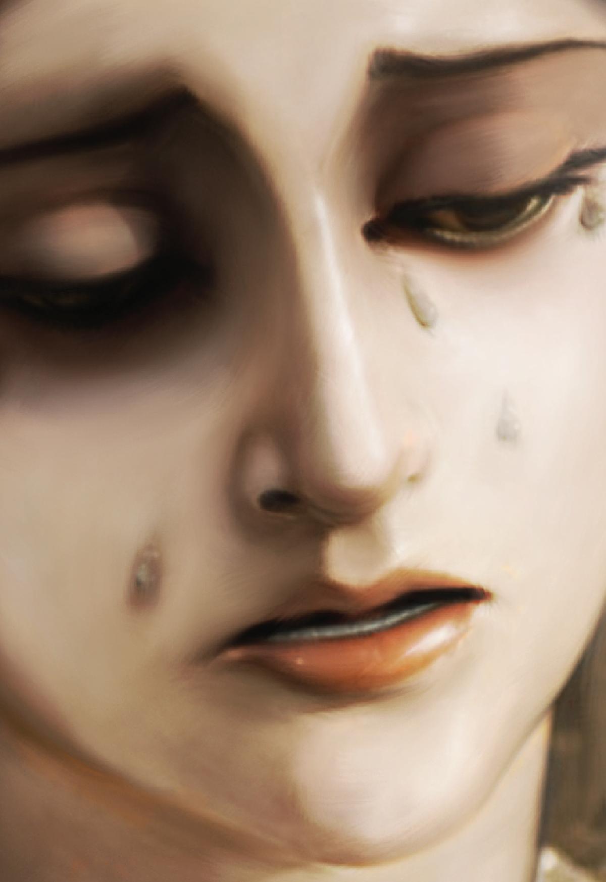 María Santísima de la Angustia  (Hdad. de los Estudiantes)