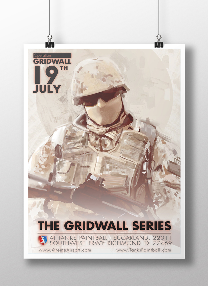 July Poster